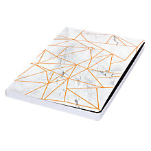 Buy Bellybutton Bubble Marble Notebook Online at johnlewis.com