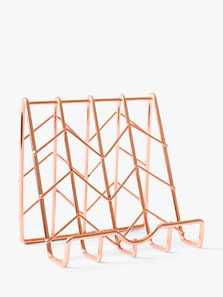 House by John Lewis Smartphone Holder, Rose Gold
