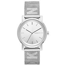 Buy DKNY Women's SoHo Mesh Bracelet Watch Online at johnlewis.com