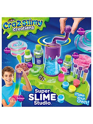 Cra-Z-Art Cra-Z-Slimy Creations Super Slime Studio