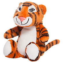 "Buy The Tiger Who Came To Tea 6"" Plush Soft Toy Online at johnlewis.com"