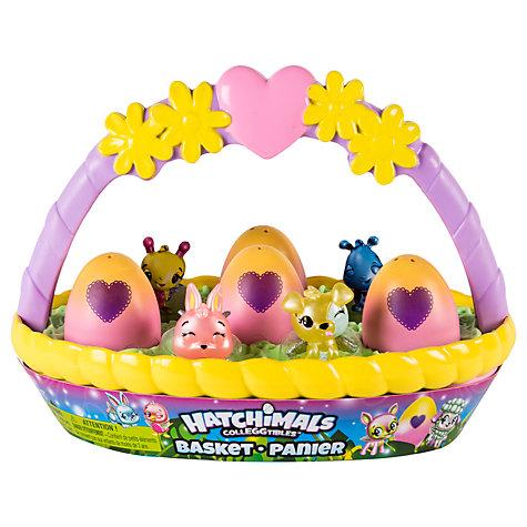 Buy hatchimals colleggtibles spring basket pack of 6 john lewis buy hatchimals colleggtibles spring basket pack of 6 online at johnlewis negle Choice Image
