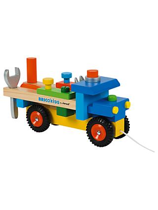 Janod Brico'Kids DIY Truck Toy
