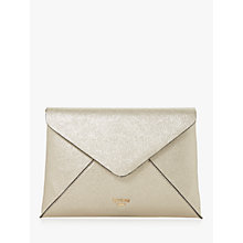 Buy Dune Enria Envelope Clutch Bag Online at johnlewis.com