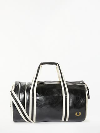 Fred Perry Classic Barrel Bag