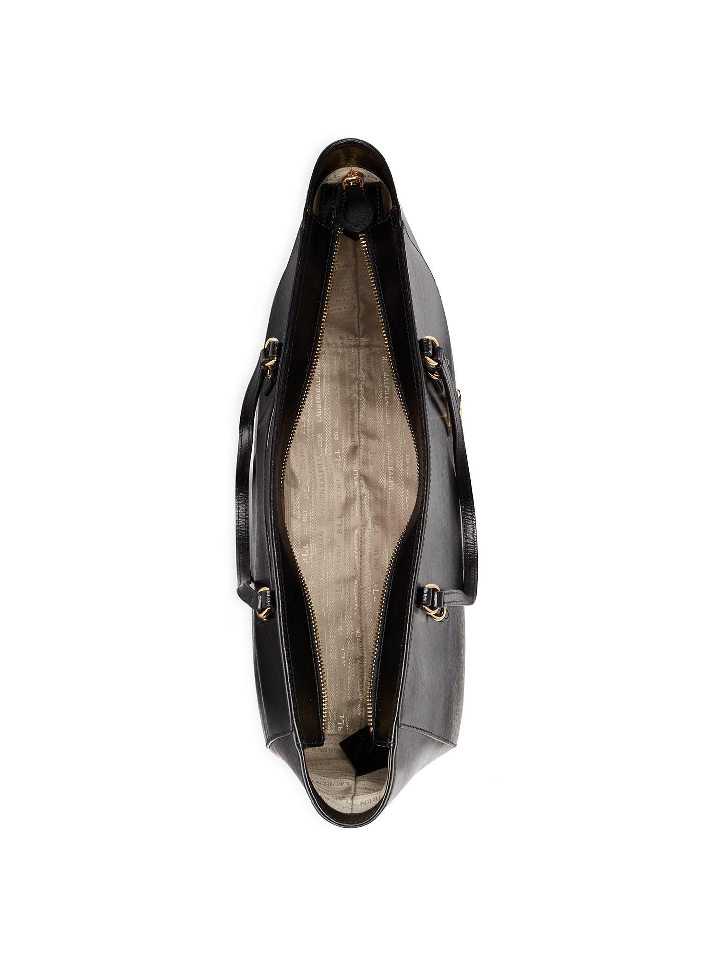 5134b369fc ... Buy Lauren Ralph Lauren Saffiano Leather Tote Bag