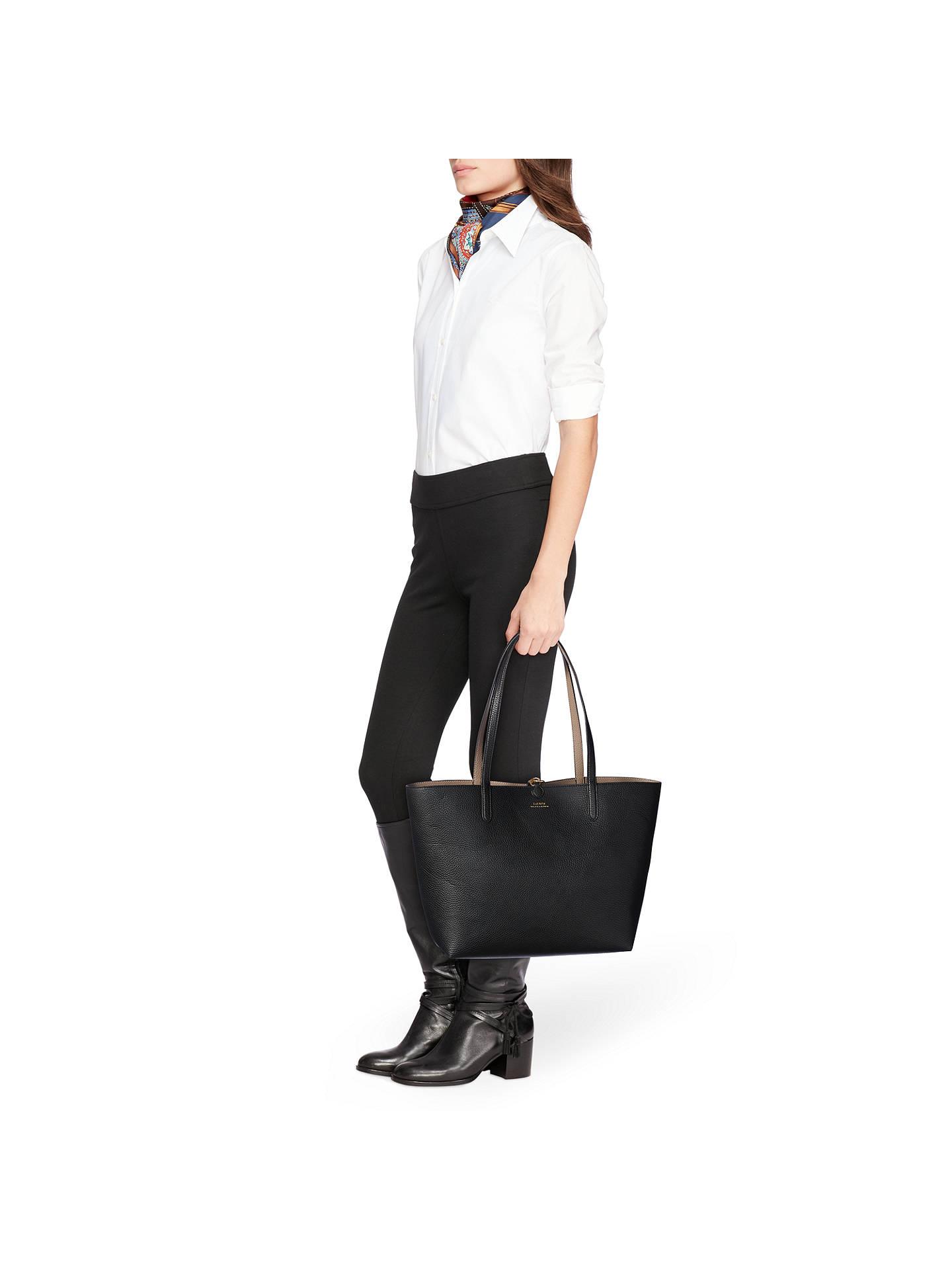 edfbe6ba36820 ... Buy Lauren Ralph Lauren Reversible Tote Bag