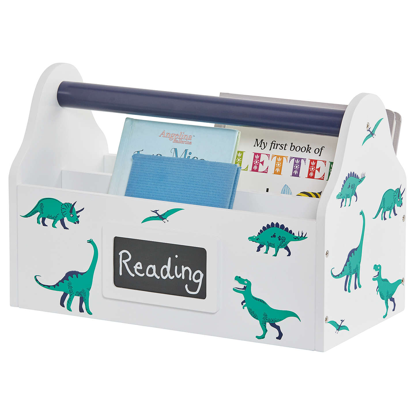 Great Little Trading Co Dinosaur Carry Caddy, Multi at John Lewis