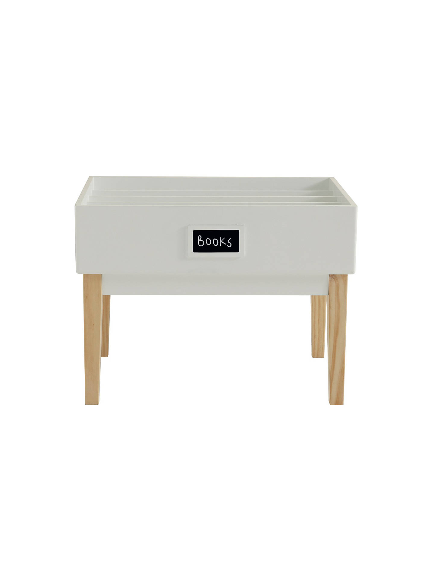 Great Little Trading Co Potter Library Table, White by Great Little Trading Co