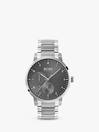HUGO BOSS Men's Oxygen Bracelet Strap Watch