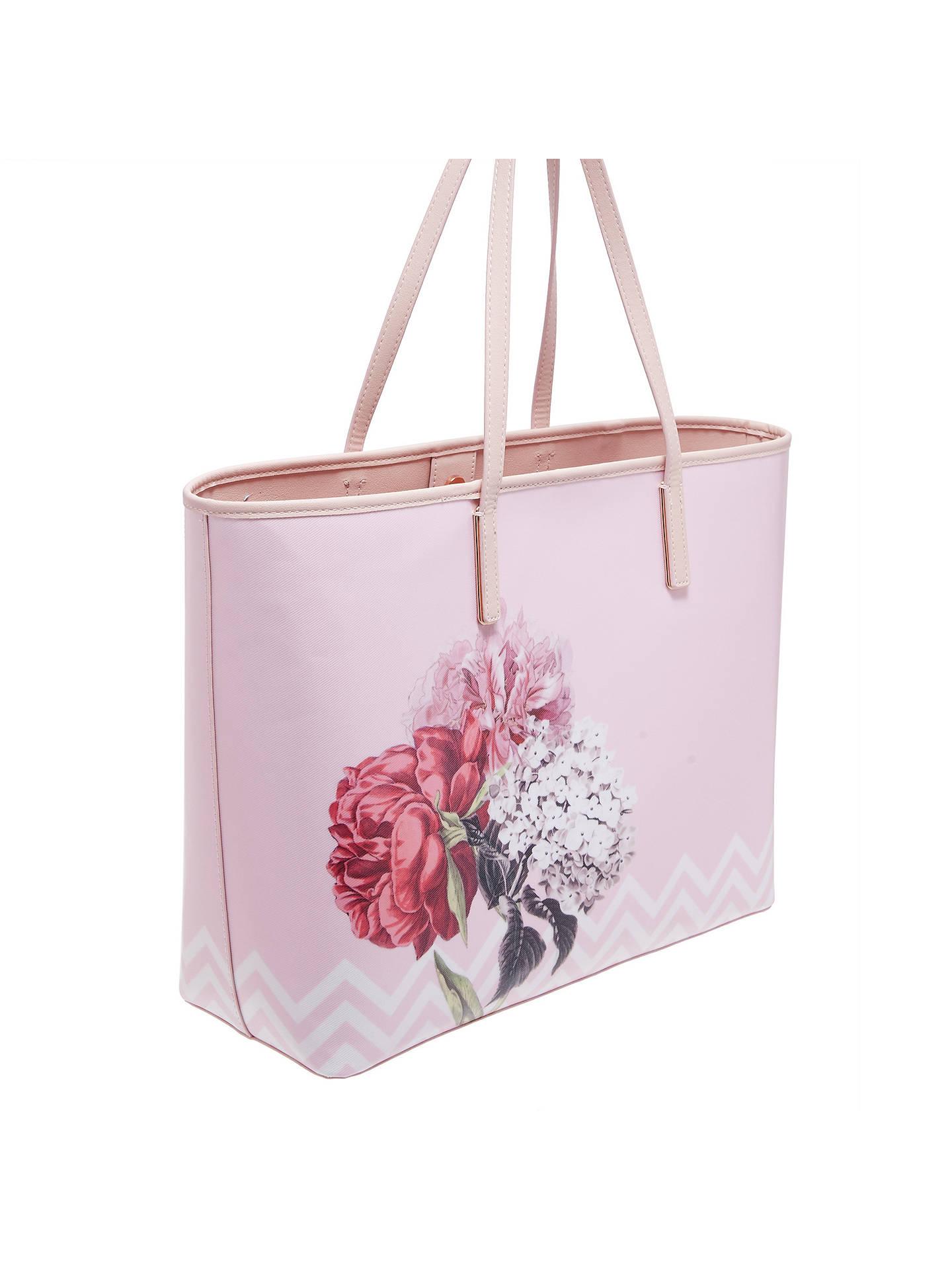0e2b0b054dcc Buy Ted Baker Payten Palace Gardens Canvas Shopper Bag