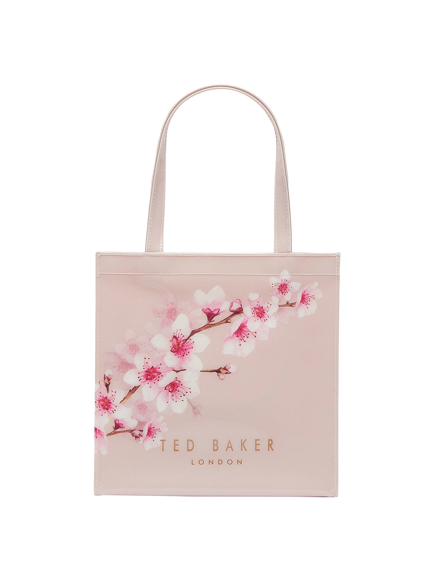 Ted Baker Lalacon Soft Blossom Small Icon Shopper Bag
