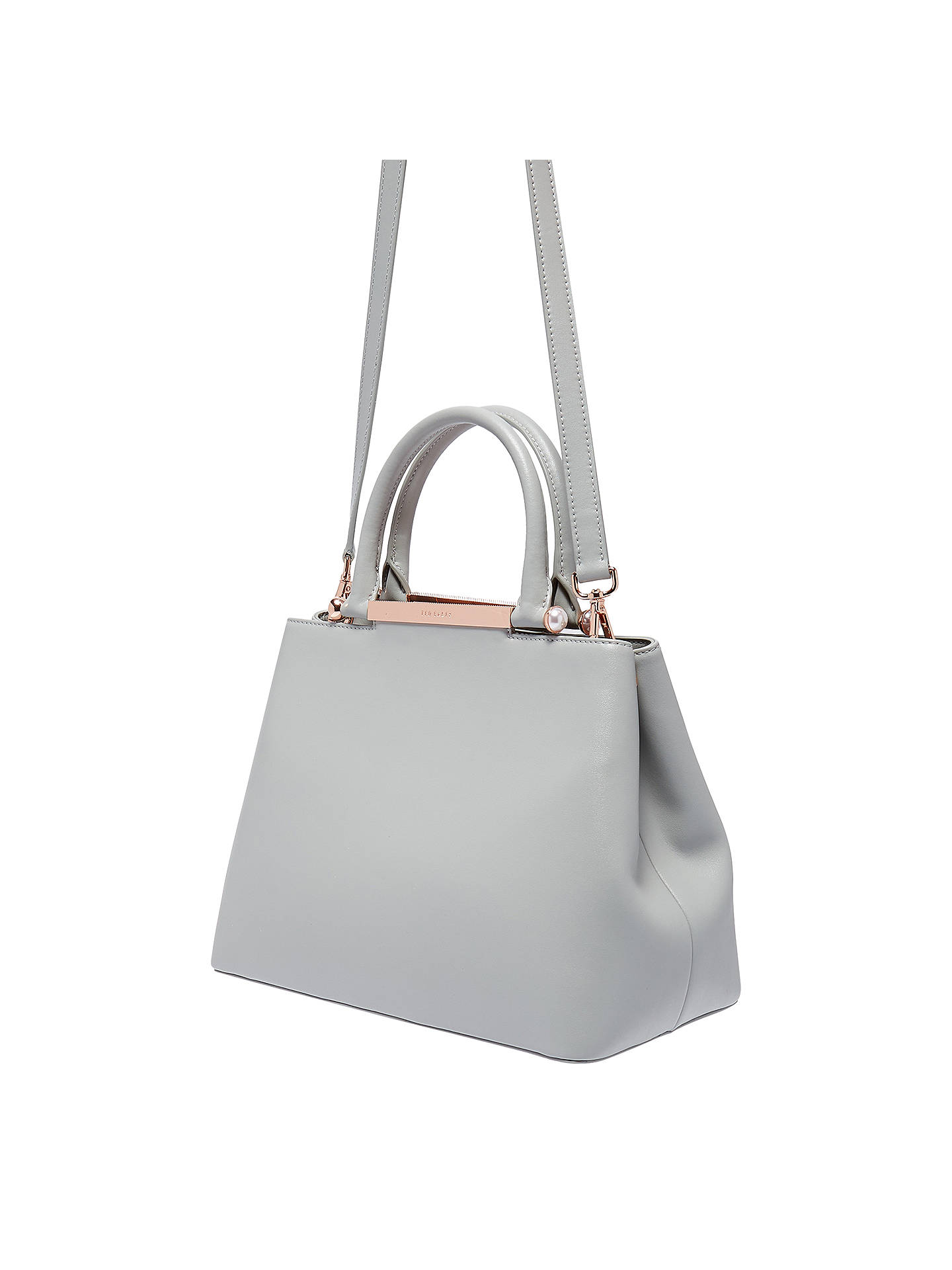 a1116c283aa8 Buy Ted Baker Anabel Pearl Leather Large Tote Bag