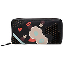 Buy Radley Summer Street Large Leather Matinee Purse Online at johnlewis.com