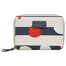 Buy Radley On The Dot Medium Purse, Petrol Online at johnlewis.com