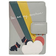 Buy Radley Sunshine Leather Card Holder Online at johnlewis.com