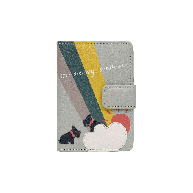 Radley Sunshine Leather Card Holder at John Lewis