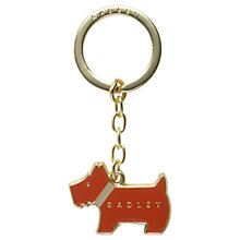 Buy Radley Pageant Keyring Online at johnlewis.com