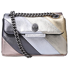 Buy Kurt Geiger Mini Kensington Leather Cross Body Bag Online at johnlewis.com