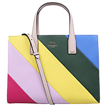 Buy Kurt Geiger New Saffiano London Leather Tote Bag Online at johnlewis.com