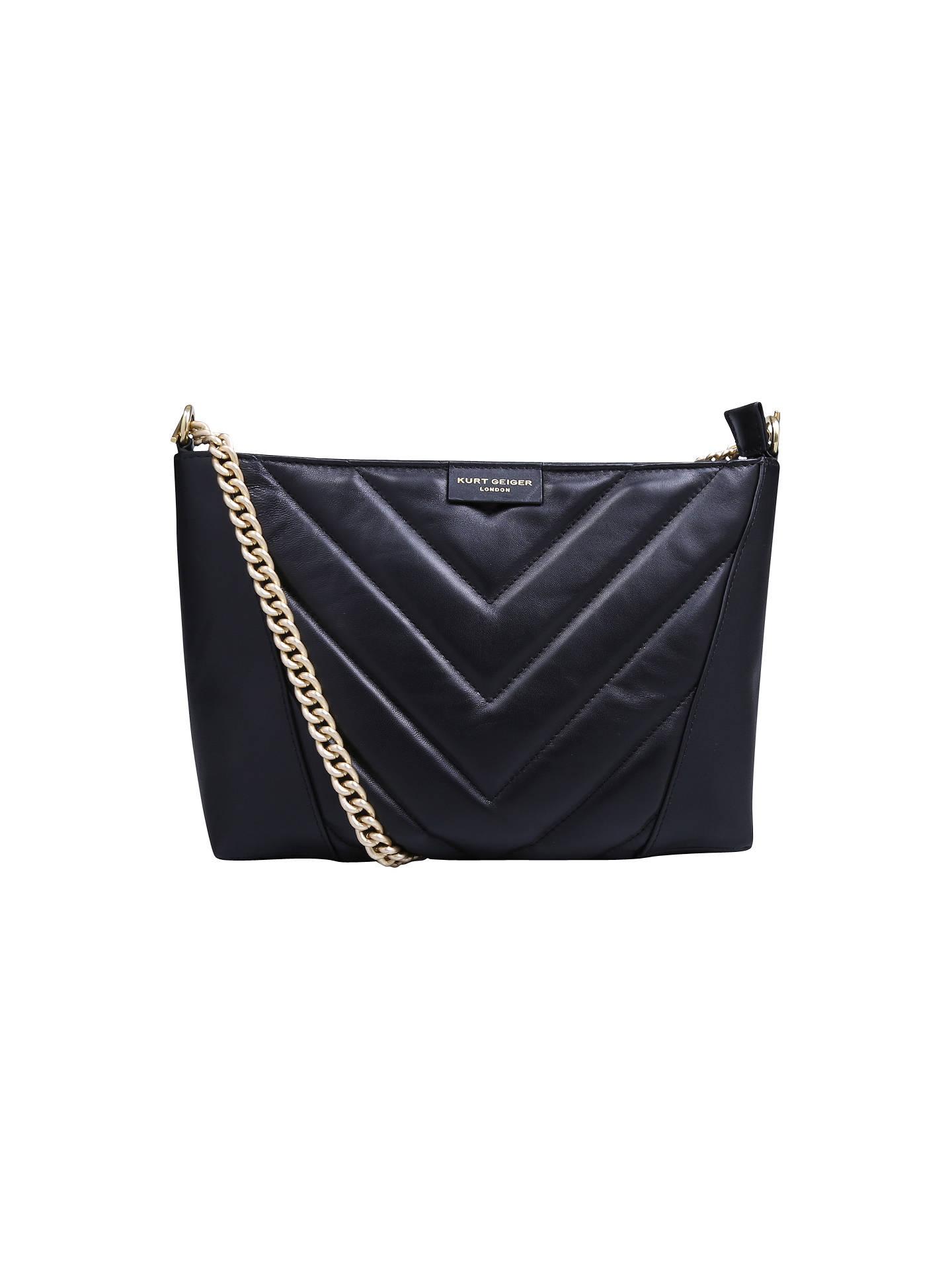 13978f44be Buy Kurt Geiger South Kensington Leather Cross Body Bag