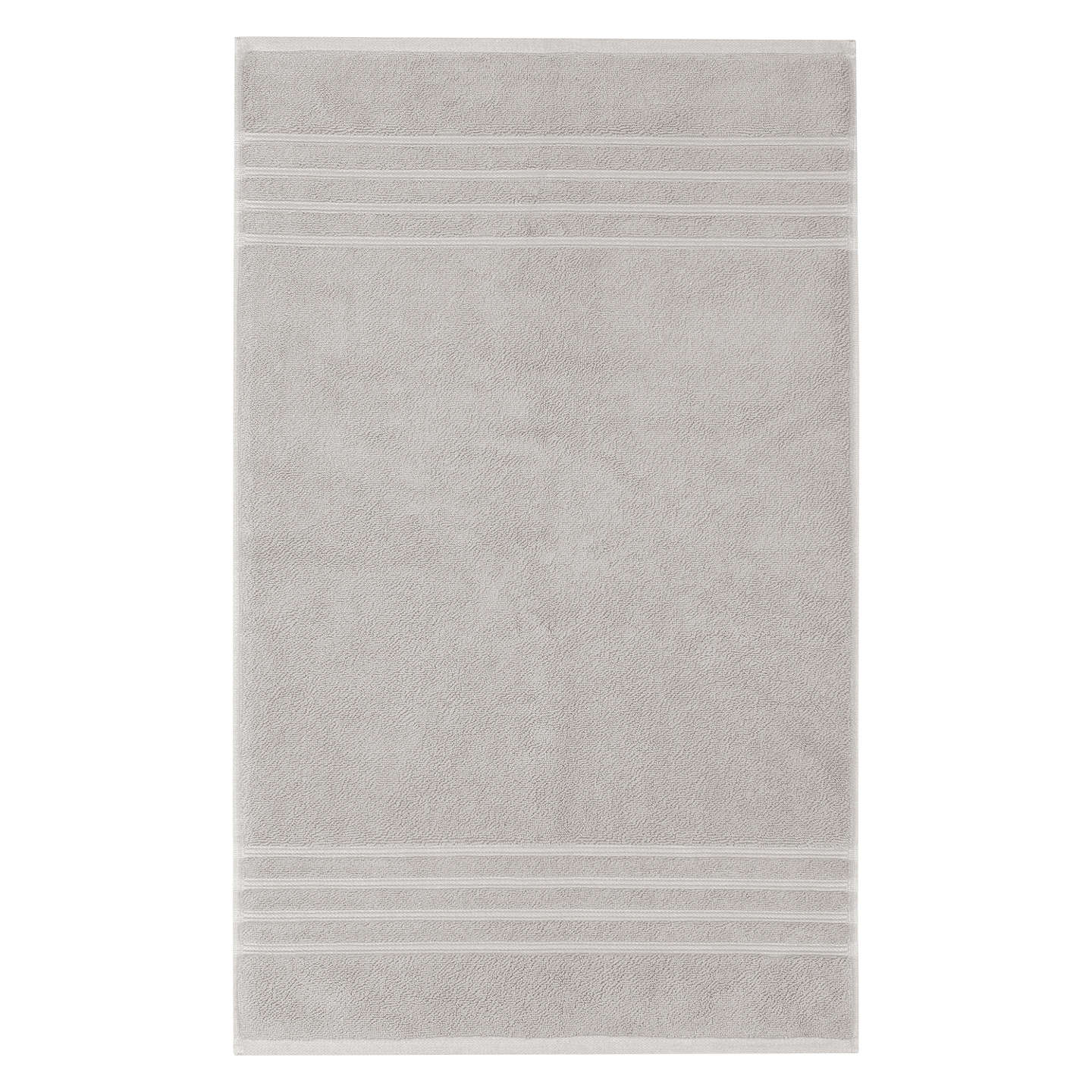 Buyjohn Lewis Egyptian Cotton Bath Mat, Silver Grey Online At