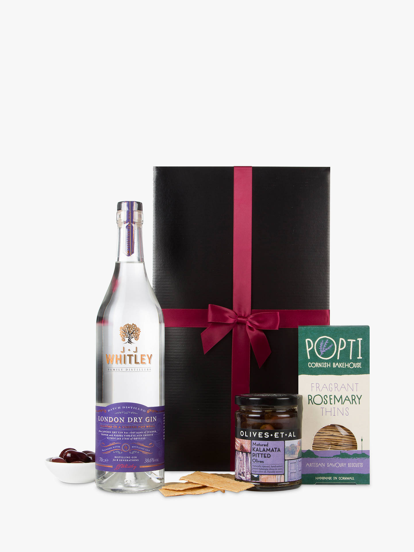 Buy John Lewis & Partners Gin Gift Box Online at johnlewis.com