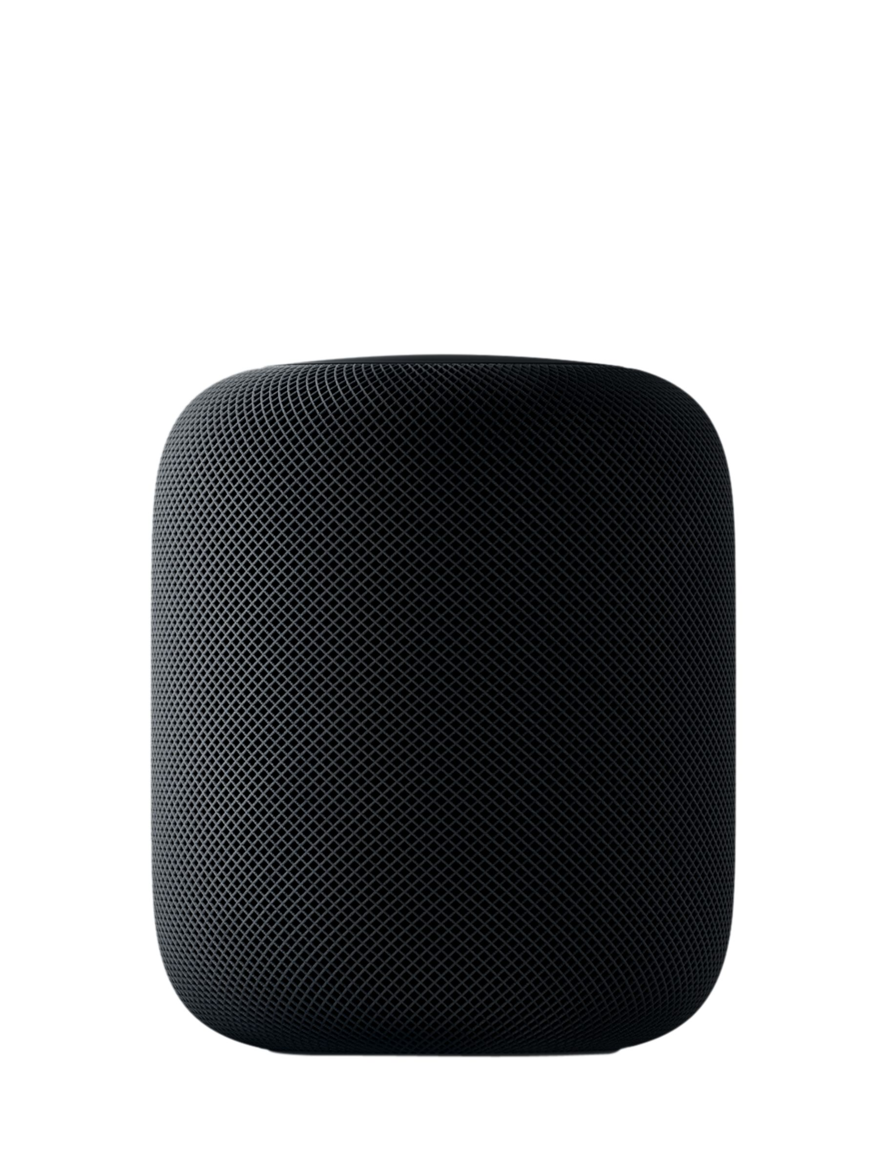 Buy Apple HomePod, Space Grey Online at johnlewis.com