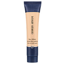Buy Giorgio Armani Face Fabric Foundation Online at johnlewis.com