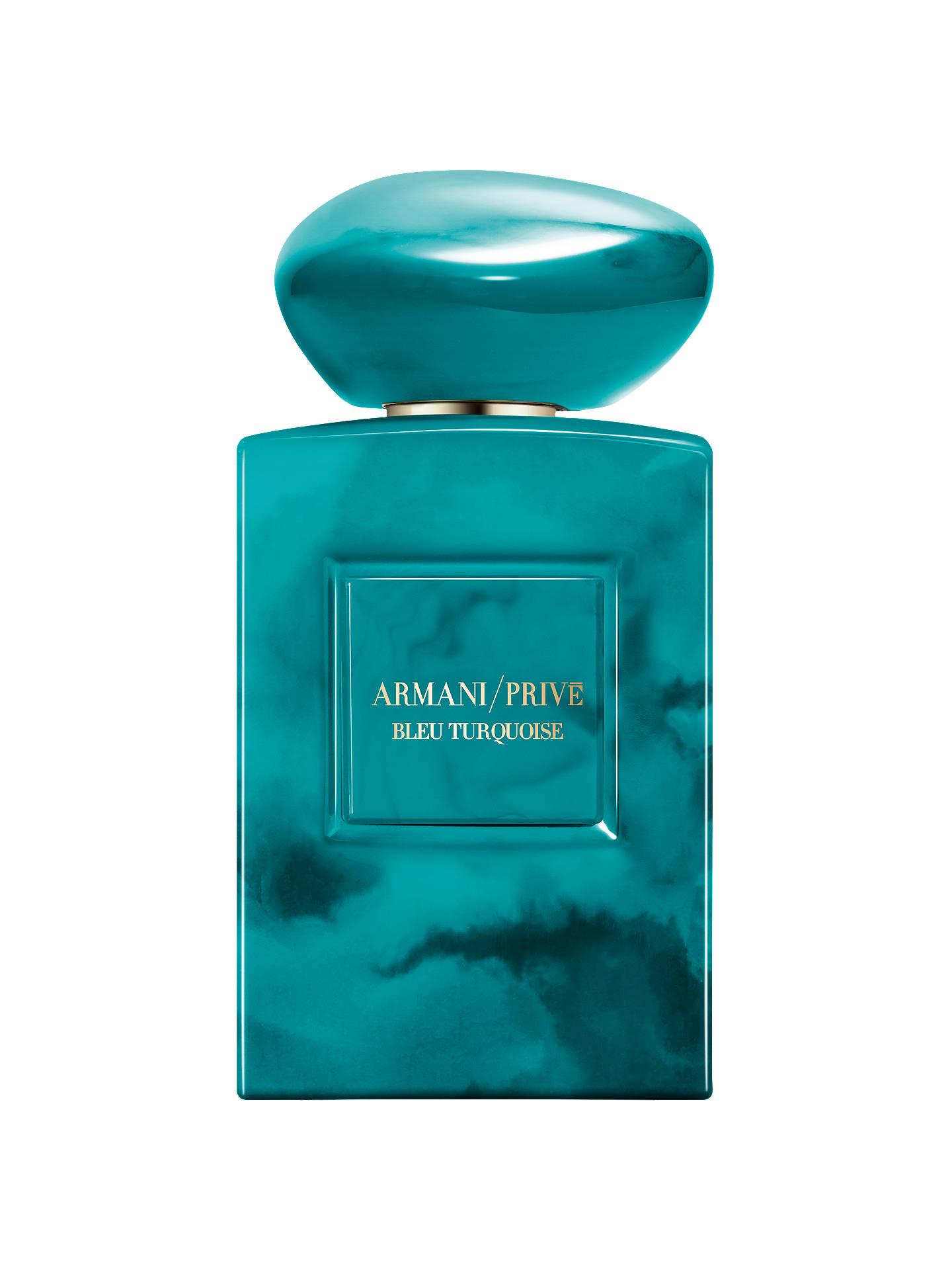 BuyGiorgio Armani   Privé Bleu Turquoise Eau de Parfum, 100ml Online at  johnlewis.com ... 27017414d16b