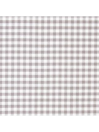 John Louden Large Check Shirting Fabric