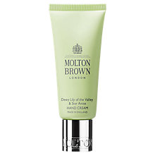 Buy Molton Brown Dewy Lily of the Valley & Star Anise Hand Cream, 40ml Online at johnlewis.com