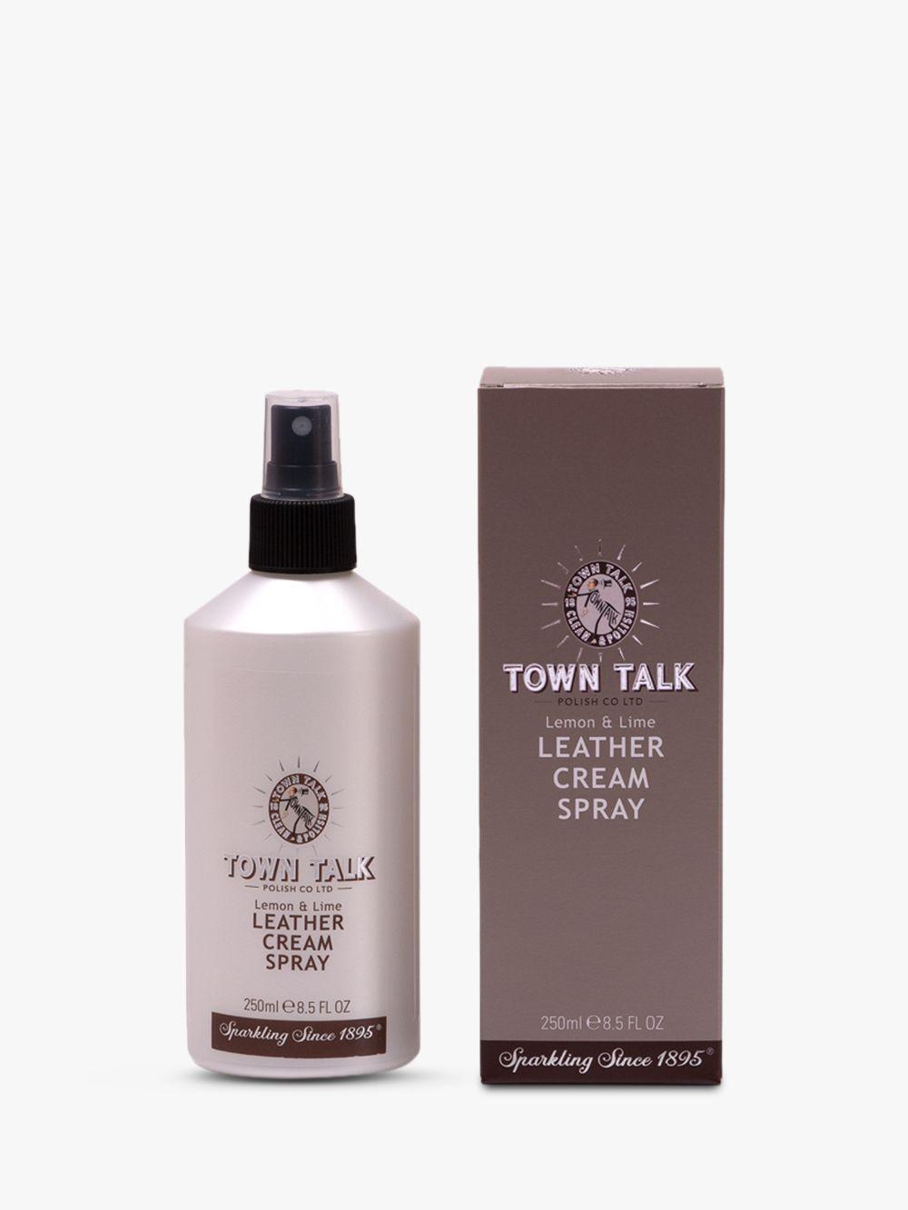 Town Talk Town Talk Lemon & Lime Leather Cream Spray, 250ml