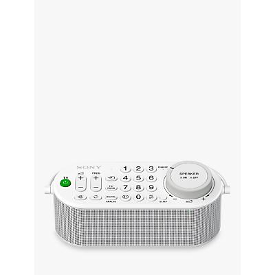Image of Sony SRS-LSR100 Wireless Handy TV Speaker