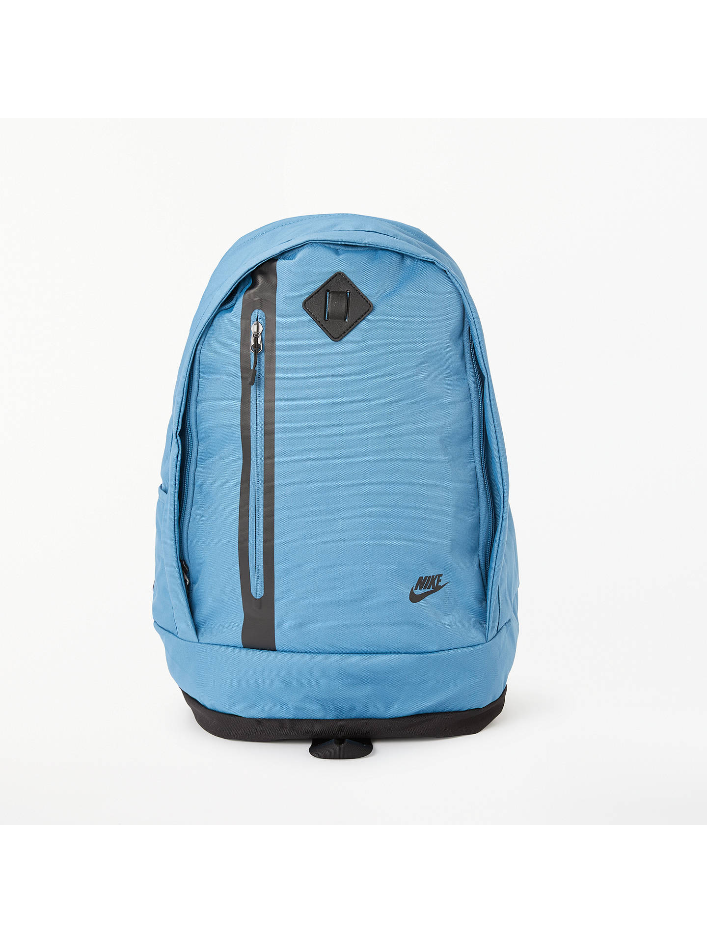 4d3eeb33c0fee Buy Nike Cheyenne Backpack, Grey Online at johnlewis.com ...