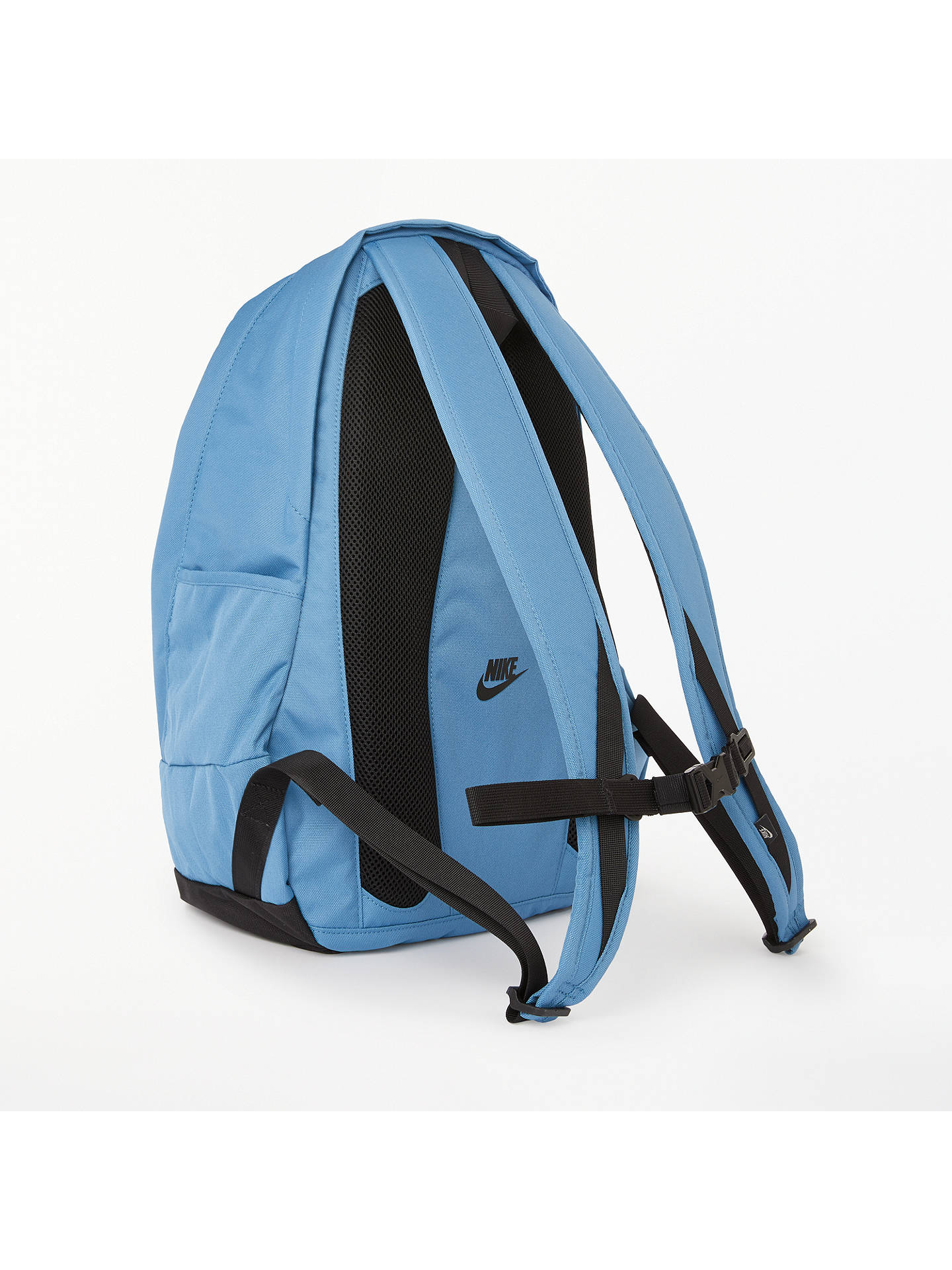 111bf2700cb3c ... Buy Nike Cheyenne Backpack, Grey Online at johnlewis.com ...