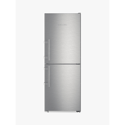 Liebherr CNEF3115 Freestanding Fridge Freezer, A++ Energy Rating, 60cm Wide, Silver