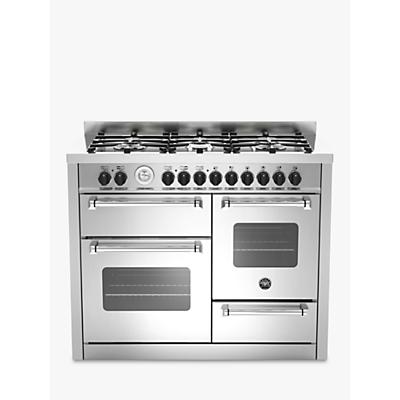Bertazzoni Master Series 110cm Dual Fuel Range Cooker