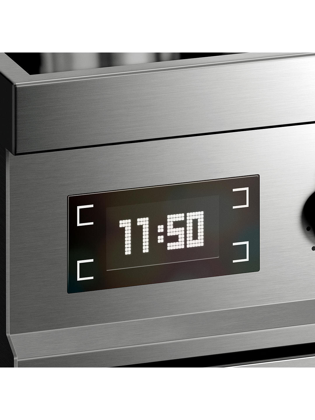 Buy Bertazzoni Professional Series 110cm Induction Range Cooker, Black Online at johnlewis.com