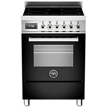 Buy Bertazzoni Professional Series 60cm Induction Range Cooker Online at johnlewis.com