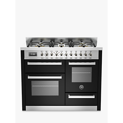 Bertazzoni Professional Series 110cm Dual Fuel Range Cooker Review thumbnail