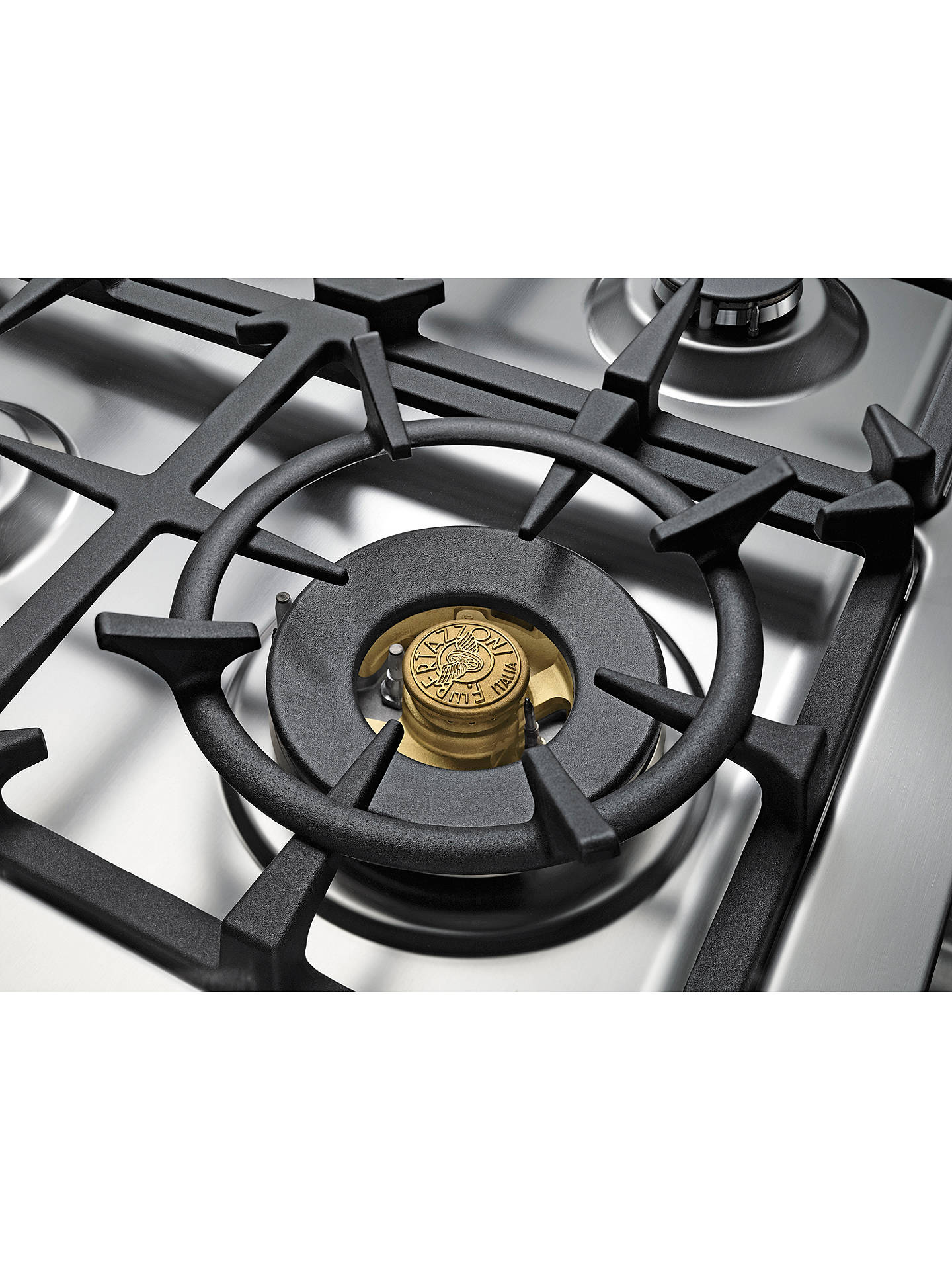 BuyBertazzoni Professional Series 110cm Dual Fuel Range Cooker, Black Online at johnlewis.com