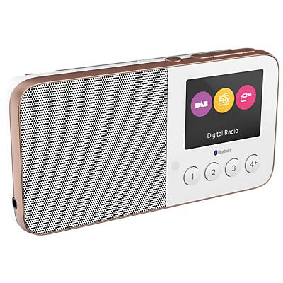 Image of Pure Move T4 DAB/DAB+/FM Bluetooth Personal Stereo Radio
