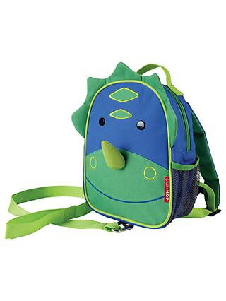Skip Hop Zoolet Toddler Backpack, Dinosaur