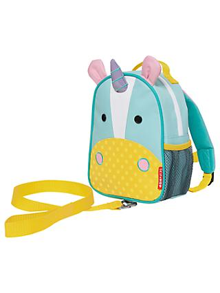 Skip Hop Zoolet Toddler Backpack, Unicorn