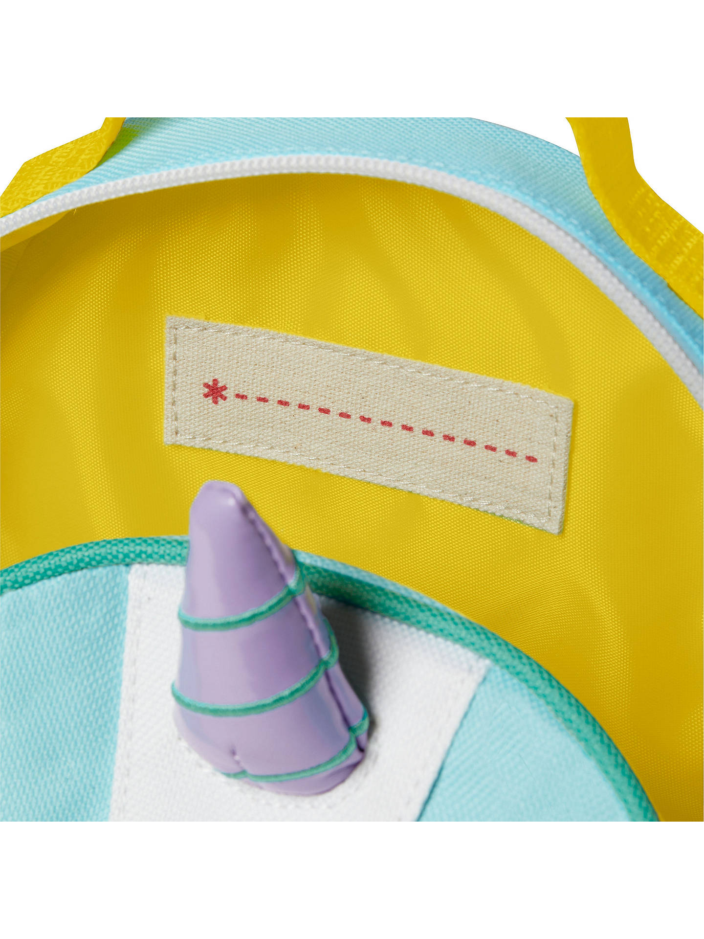 Buy Skip Hop Zoolet Toddler Backpack, Unicorn Online at johnlewis.com