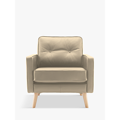 G Plan Vintage The Sixty Five Leather Armchair
