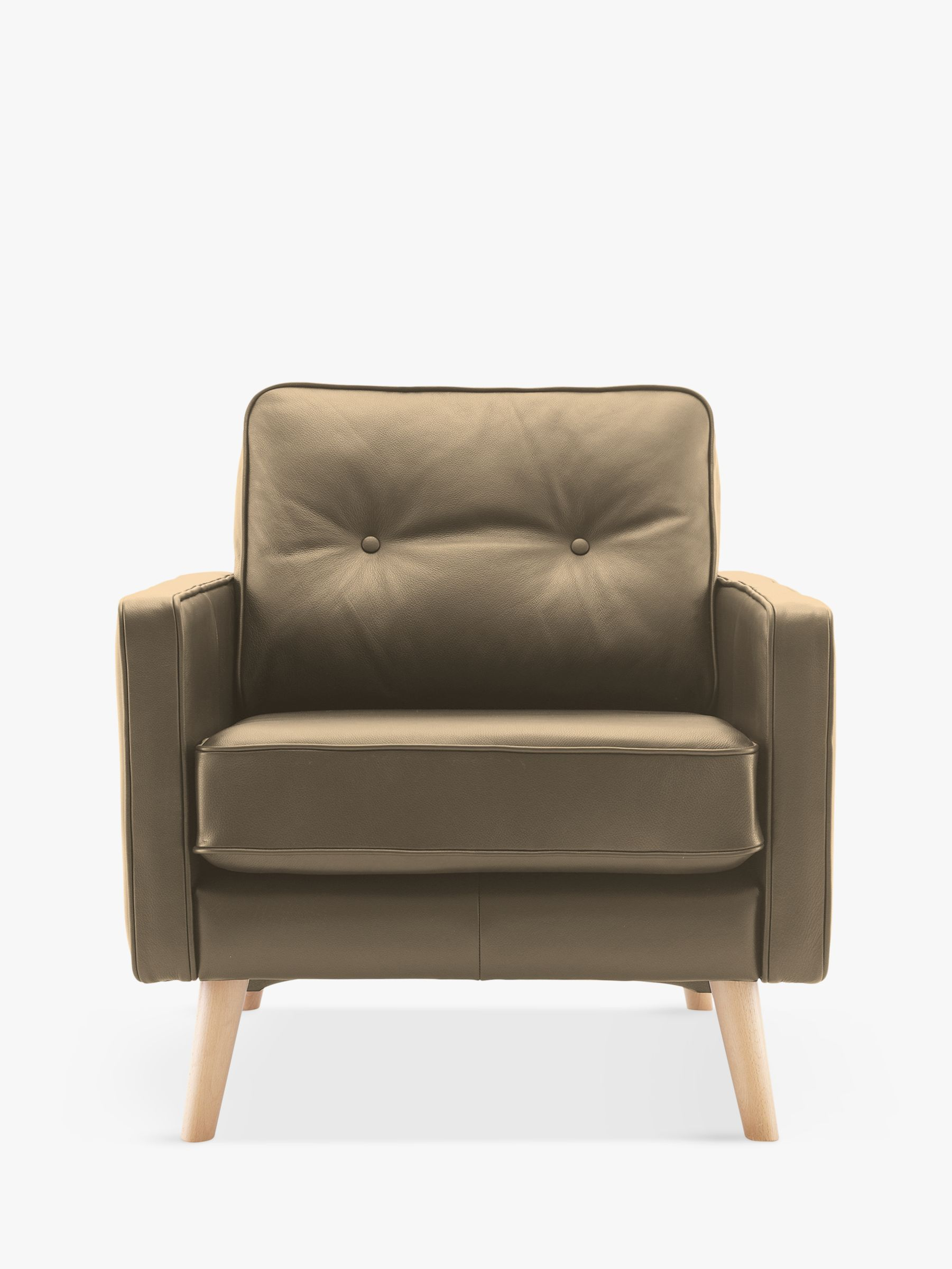 G Plan Vintage G Plan Vintage The Sixty Five Leather Armchair