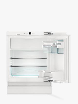 Liebherr UIKP1554 Integrated Undercounter Larder Fridge with Icebox, A+++ Energy Rating, 60cm Wide