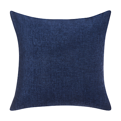 John Lewis & Partners Chenille Cushion